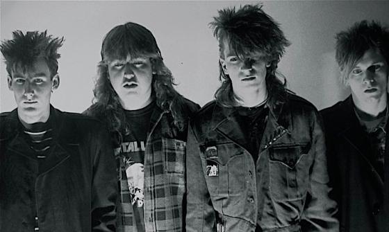 Convulsions circa 1987