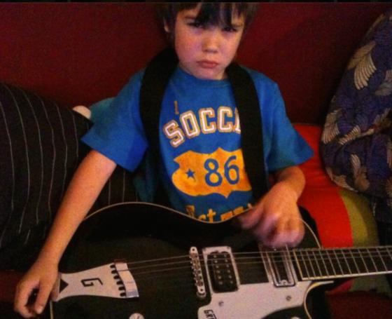 Marsh Guitar 2