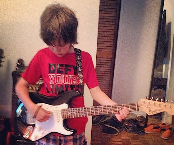 Marshall Guitar